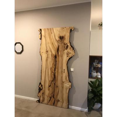 """1 Brett = 1 Tür mehr """"Massivholz geht nicht geschlossen"""
